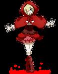 Badass Red Riding Hood