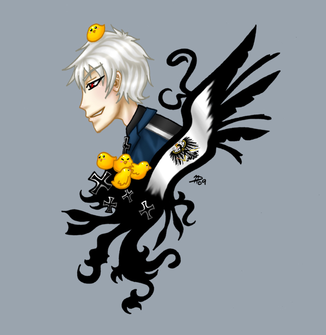 Prussia by roseannepage