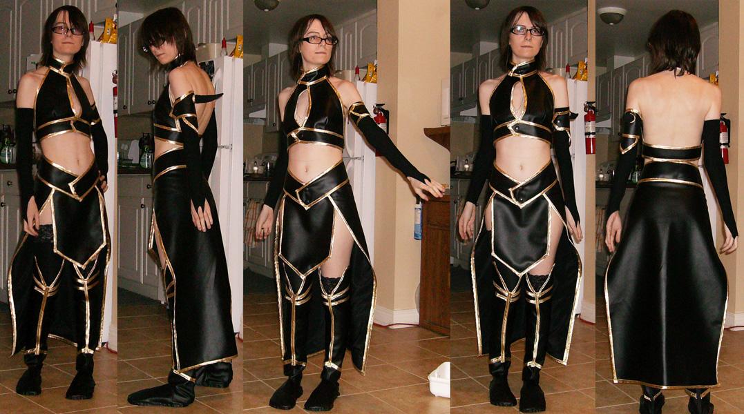 Supreme Queen Jaden cosplay WIP by roseannepage