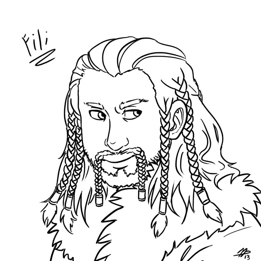 fili sketch by roseannepage on deviantart