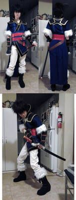 Lon'qu Cosplay finished