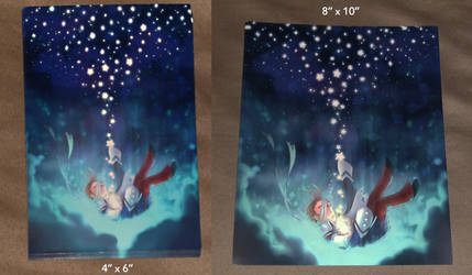 Photos of my 2 prints