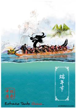 Dragon Boat Festival Poster