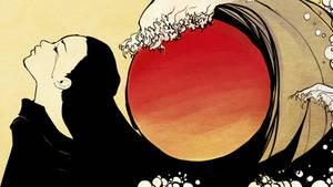 Japan Beneath the Deep by Newsha-Ghasemi