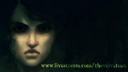 NEW LIVESTREAM CHANNEL by Newsha-Ghasemi