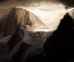 Speed Paint Feb 13th by Newsha-Ghasemi