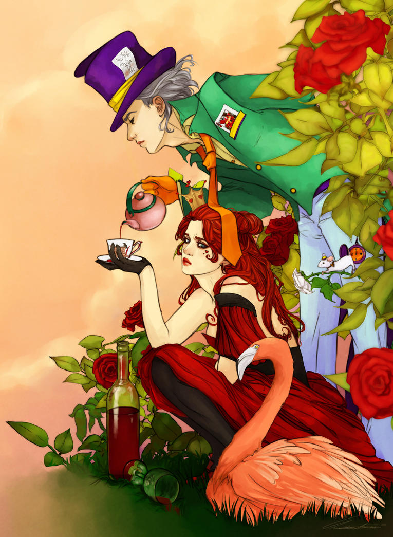 Rosebush Delirium by Newsha-Ghasemi