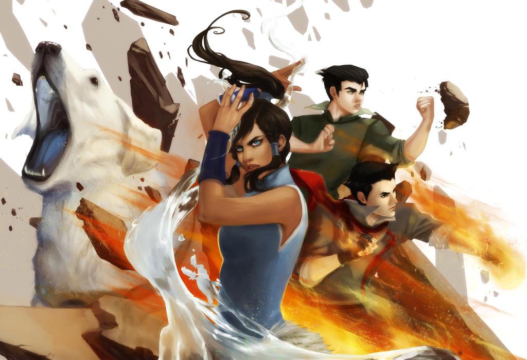 Legends Die Hard by Newsha-Ghasemi