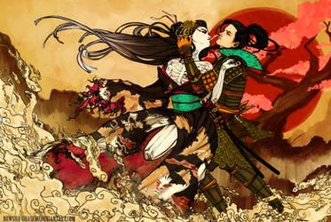 Anime Boston Entry by Newsha-Ghasemi
