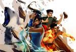 Legends Die Hard:Re-worked by Newsha-Ghasemi