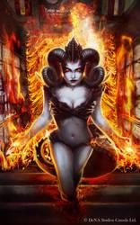 Rare Evolved Devandra by Newsha-Ghasemi
