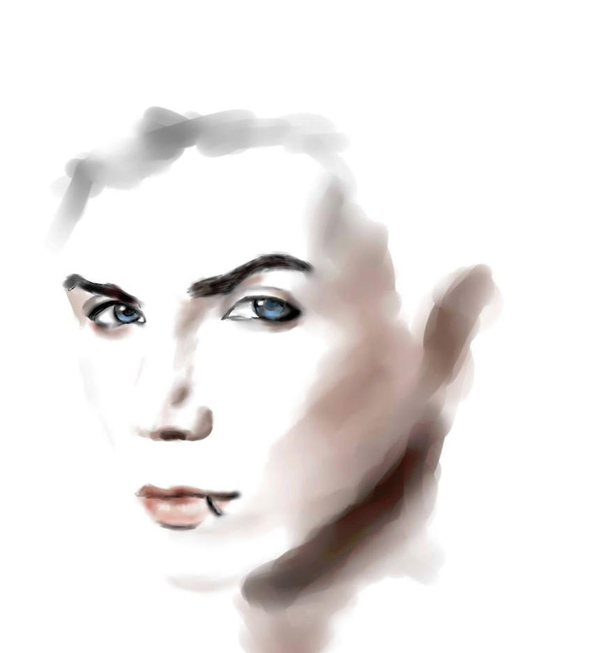 Andy Biersack sketch by BillieKlemm