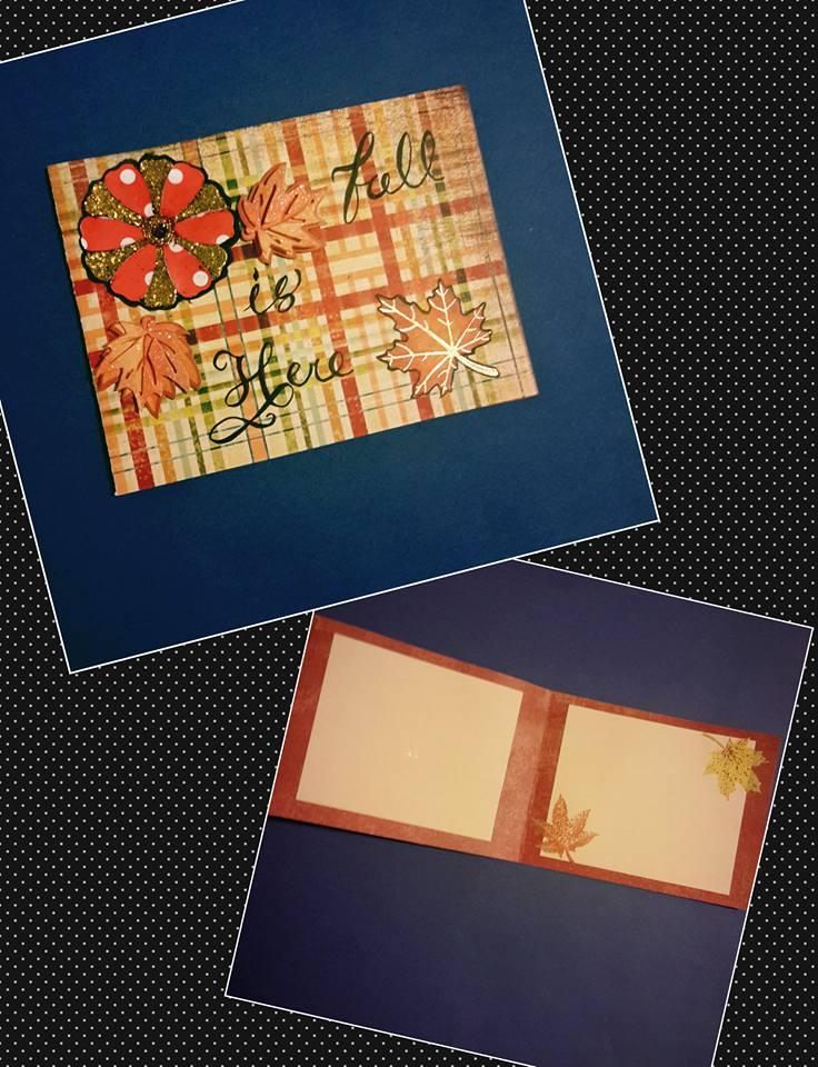 Fall is Here Card by BillieKlemm