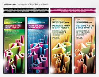 Anniversary Pack by csuz