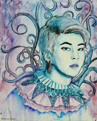 Queen Xiumin by danzr4ever