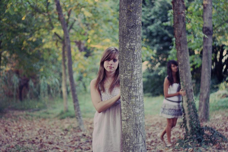 hiding by ScarTissue92