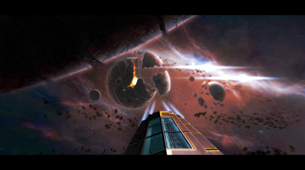 Dead solar system by Clauthor on deviantART