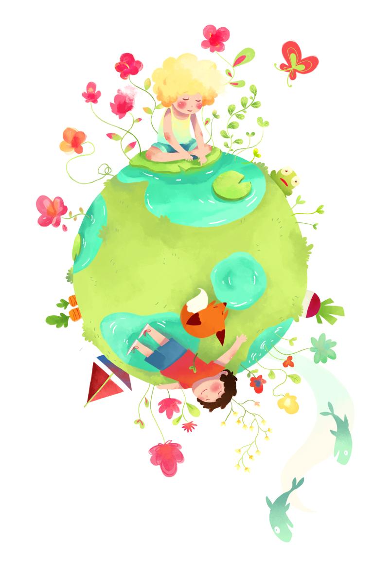 Little Planet :: by Zouap