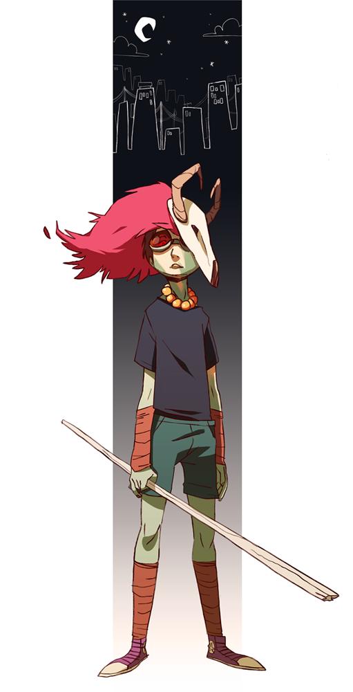 Kuro :: by Zouap