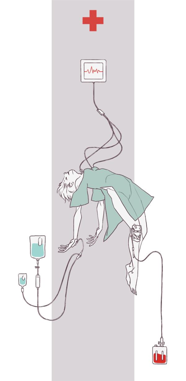 Hospital :: by Zouap