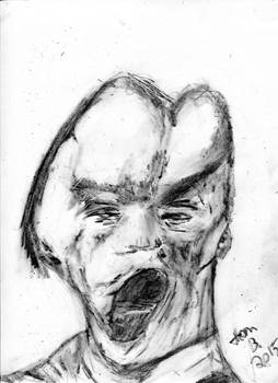Joseph Carey Merrick (2015) Based on Death Mask