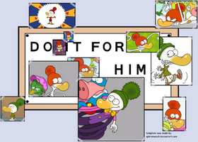 DO IT FOR HIM by Lim07