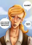Guybrush Threepwood - Mighty Pirate by 13MorbidMouse13