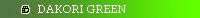 Dakori Green