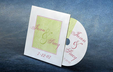 Wedding cd previz