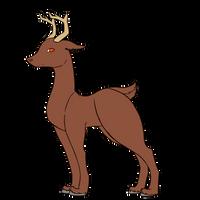 Random Reindeer by Jiheisho-AAA