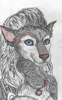 Portrait of Lutice in Progress 2.0