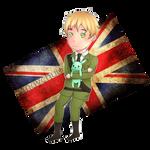 Hetalia - Inglaterra