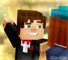 Minecraft Story Mode |Jetra - Do you want to dance by Gazillka