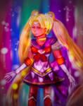 Sailor Moon Redraw + Speedpaint