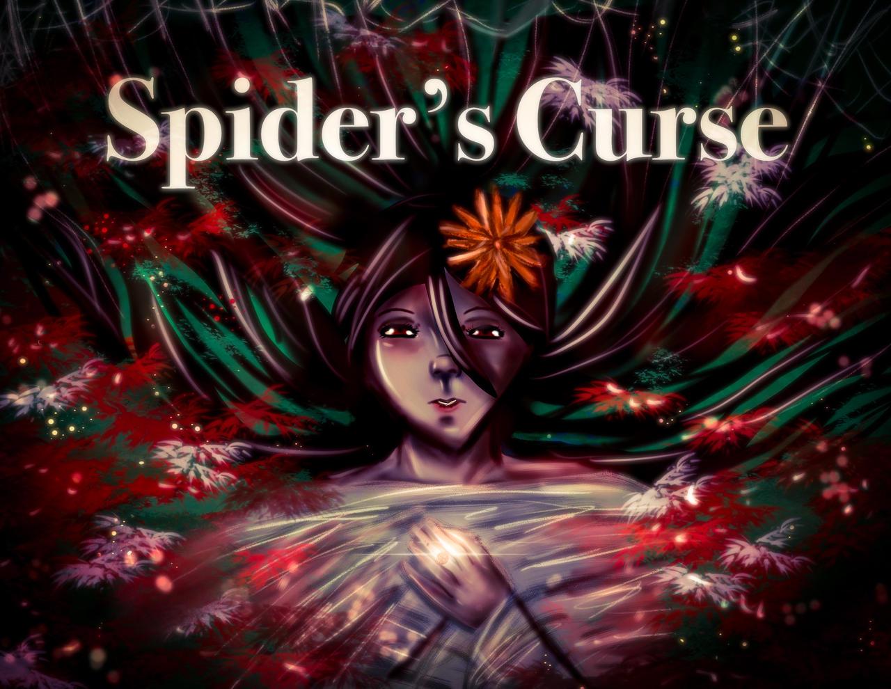 Spiders Curse-My New Webcomic on Webtoon