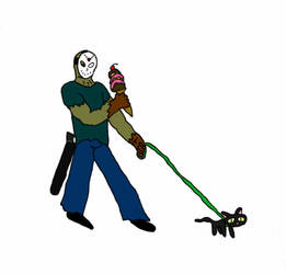Jason is done by evil-ed316