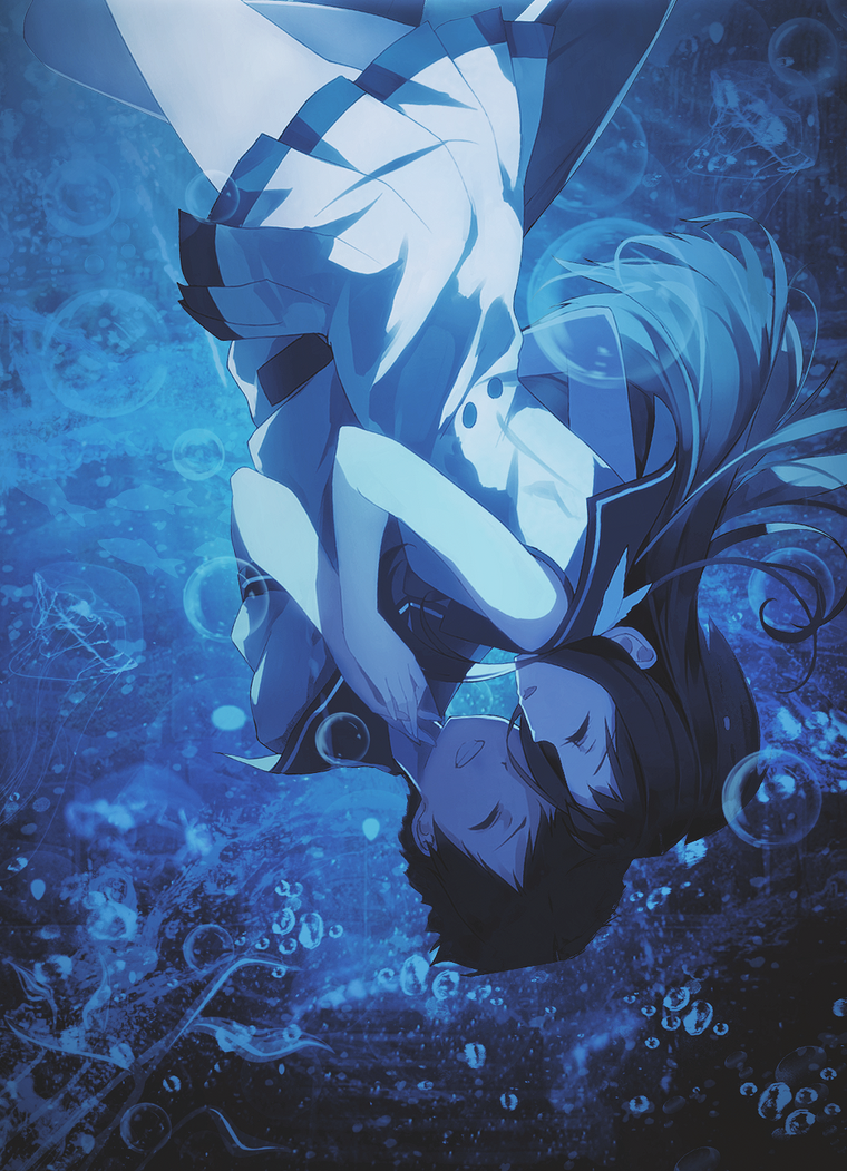Nagi no Asukara (A Lull in the Sea) by Alycius