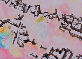 Castles of Noble Princes by Eilesselas