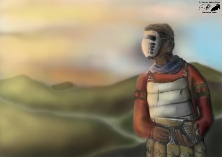 On Patrol by NuclearJackal