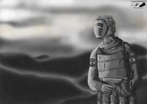 On Patrol - Grey