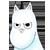 Angry Moomin Icon
