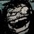 Random Sign-Bearing guy's Trollface Icon