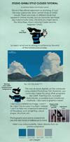 Ghibli-style Clouds tutorial