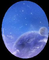 Evening Exoplanet Sky by NuclearJackal