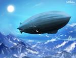 Rigid Airship