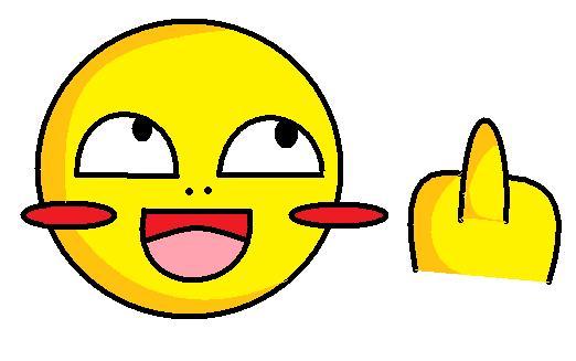 Mr. Happy Face by iluvsoul12
