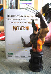 Wolverine for Xmas