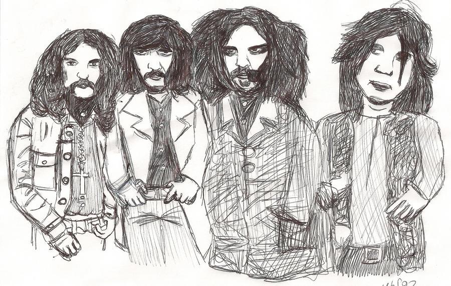 Black Sabbath by youngbloodfantasy92