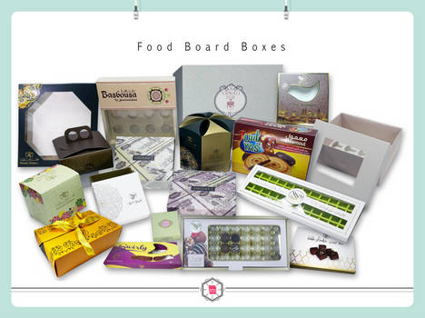 Food Board Boxes