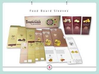 Food Board Sleeves by AddyKing
